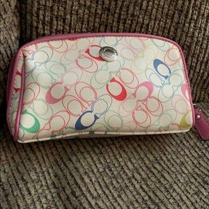 Mini makeup bag